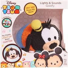Disney Tsum Tsum Light Up Disney Tsum Tsum Lights And Sounds Plush Figure Goofy