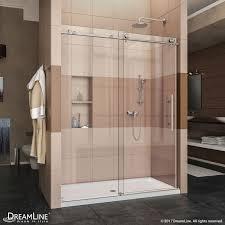 enigma x sliding shower door