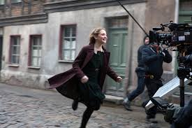 juli kike fashion blog the book thief