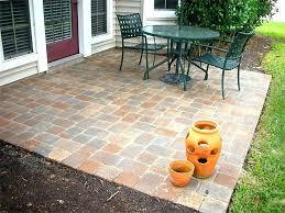 brick paver patio cost ideas brick patio cost for building brick patio grade backyard brick patio brick paver patio cost