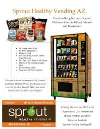 Energy Star Vending Machines Magnificent Healthy Vending Machines See If Your Location Qualifies To Host A