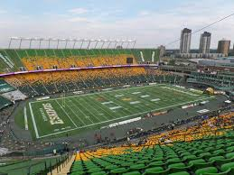 Commonwealth Stadium Edmonton Eskimos Stadium Journey