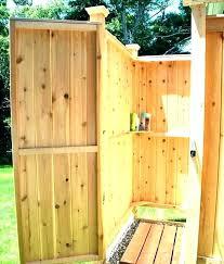 vinyl outdoor shower enclosure kits outdoor shower stall kits vinyl kit ideas for enclosure vinyl outdoor