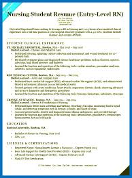 Nursing Student Resume Template Resume Template Nursing Student ...