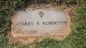 Audrey Rice Robertson (1926-2017) - Find A Grave Memorial
