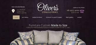 best furniture websites design oliver39s furniture website has a great web design best web designs collection best furniture design websites
