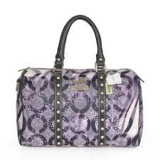Coach Poppy Stud Medium Purple Luggage BagsATA