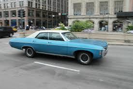 In-Motion Classic: 1969 Chevrolet Caprice Sport Sedan – Move Along ...