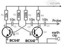 tic tac test box a simple audio signal injector! all on simple audio circuit schematics
