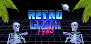 Retrogram : <b>Retrowave</b> Photo, GIF & Text Maker - Apps on Google ...