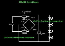 free circuit diagrams 4u 220v led light circuit diagram wiring diagram software open source at Free Circuit Diagrams