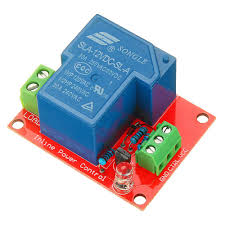 BESTEP <b>12V 30A 250V</b> 1 Channel Relay High Level Drive Relay ...