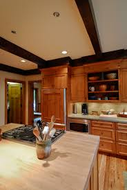 A Frame Kitchen Timber Frame Kitchens