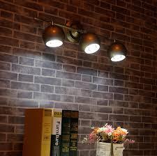 wall track lighting fixtures. brilliant rustic track lighting fixtures to enhance your home decor wall mount light remodel m
