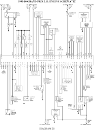 repair guides wiring diagrams wiring diagrams com 1999 00 grand prix 3 1l engine schematic