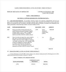 Price Proposal Sample - Kleo.beachfix.co