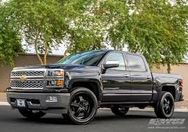 chevrolet trucks 2014 black. Exellent Chevrolet 2014 Chevrolet Silverado 1500 With 22 With Trucks Black O