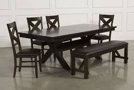 Pelennor 6 Piece Extension Dining Set Living Spaces