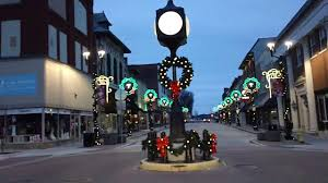 Christmas Lights Decorations Downtown And Hutsons Furniture Cape Girardeau Mo