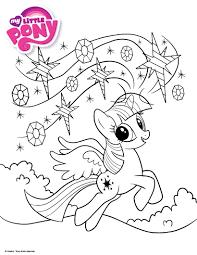 Coloriage My Little Pony Coloriages Coloriage Imprimer