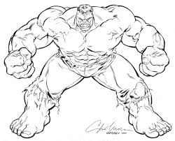 Superheroes coloring pages | monthly collection (june 2020). Red Hulk Coloring Pages Coloring Home