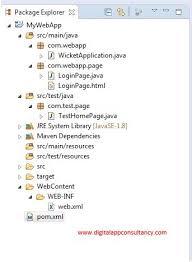 Eclipse + Tomcat + Apache Wicket Maven Setup with Hello World ...