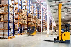 Types of Warehouse Equipment and Machinery