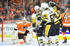 flyers vs penguins history nhl playoffs penguins are still too much for flyers at least in