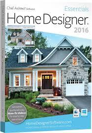 Small Picture Chief Architect Home Designer Essentials 2016 PC Mac Software