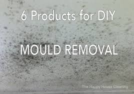 6 ways to clean mould in your home