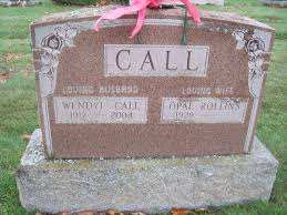 Opal Rollins Call (1929-Unknown) - Find A Grave Memorial