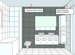 recessed lighting placement alluring bathroom vanity lighting placement decorating design guidelines for recessed lighting placement