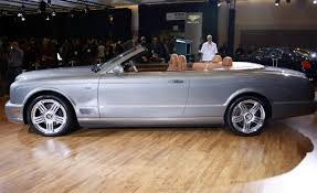 2010 Bentley Azure T | Auto Shows | News | Car and Driver