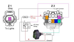 Headlights To Fog Light Relay Wiring Diagram Fog Light Switch Diagram