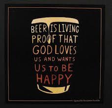 Ben Franklin Beer Quote Mesmerizing That Ben Franklin Beer Pinterest