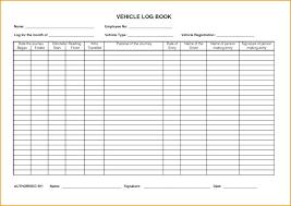 Related Post Service Log Book Template Car Maintenance Fleet Vehicle