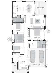 australian floor plans for houses beautiful baby nursery narrow frontage homes designs narrow lot house plans