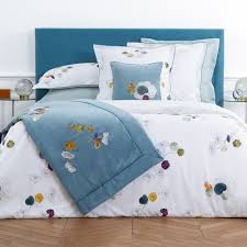 pavot duvet cover shams by yves delorme