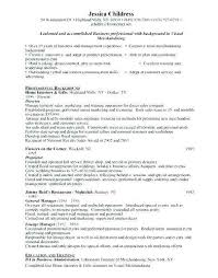 Retail Manager Resume Sample Inspirational Office Manager Resume