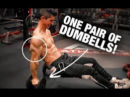 7 minute triceps workout just