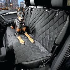 car seats waterproof rear car seat covers dog cover oxford back travel accessories interior mat rea