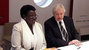 german african business association holds business roundtable on northern uganda