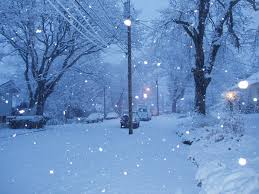 361 The first snowfall of the season – 1000 Awesome Things