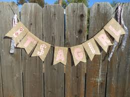 Aliexpresscom  Buy Handmade Circus Gender Reveal Itu0027s A Boy Baby Shower Burlap Banner