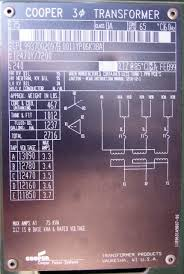 engineering photos,videos and articels (engineering search engine Mgm Transformer Wiring Diagram 3 phase cooper padmount transformers with nameplates mgm transformer wiring diagram