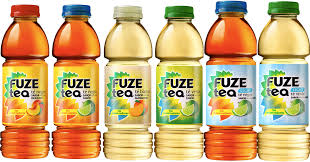 Fuze Tea Nueva Marca De T De Coca Cola Below The Line Retail