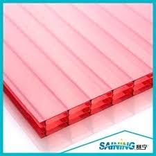 polycarbonate panels china smoked translucent panels roofing sheet twin wall polycarbonate sheets for canada