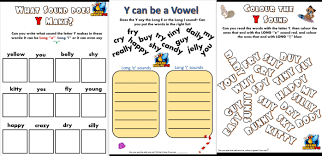 © contributed by leanne guenther. Y As A Vowel Worksheets Making English Fun