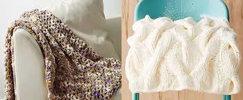 Yarnspirations Patterns Beauteous Bernat Blanket Patterns Tutorials Blog Yarnspirations