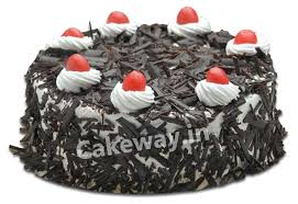 Send Black Forest Birthday Cake To Nellore Order Black Forest